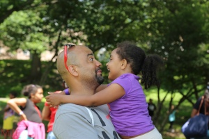 The quiet streets and parks of the Bronx have always been a draw for families, especially immigrant families starting out and establishing themselves.  There is a lot of love invested in the children and future of the Bronx.  Is it any wonder that so many notable people can trace their humble origins to these streets?