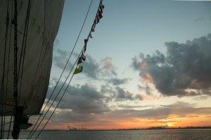 Sunset cruise -72