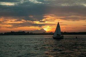 Sunset cruise -75