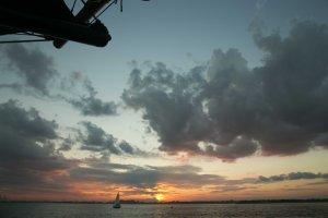 Sunset cruise -77